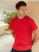 Fruit of the Loom Heavy Pocket T