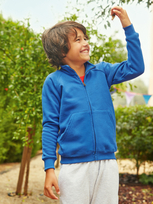 Fruit of the Loom Premium Sweat Jacket 70/30 Kids