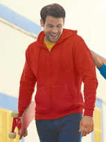Fruit of the Loom Premium Hooded Sweat Jacket 70/30