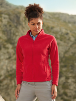Fruit of the Loom Full Zip Fleece Lady-Fit