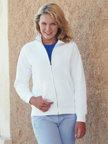 Fruit of the Loom Premium Sweat Jacket 70/30 Lady-Fit