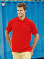 Fruit of the Loom Heavy 65/35 Polo
