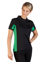 Promodoro Women`s Function Contrast Polo